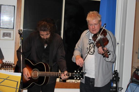 Dave and Greg